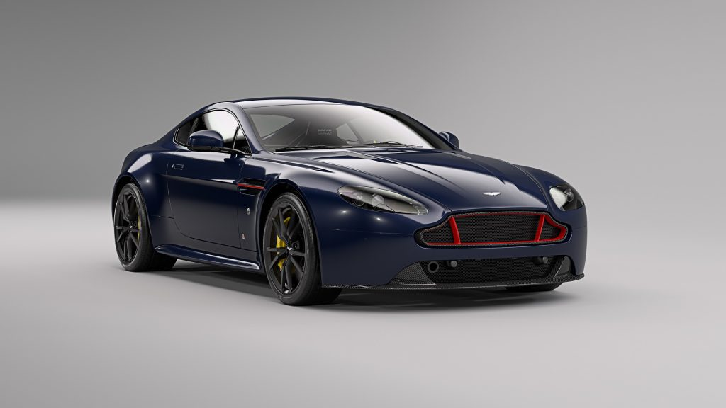 Aston Martin Red Bull Edition