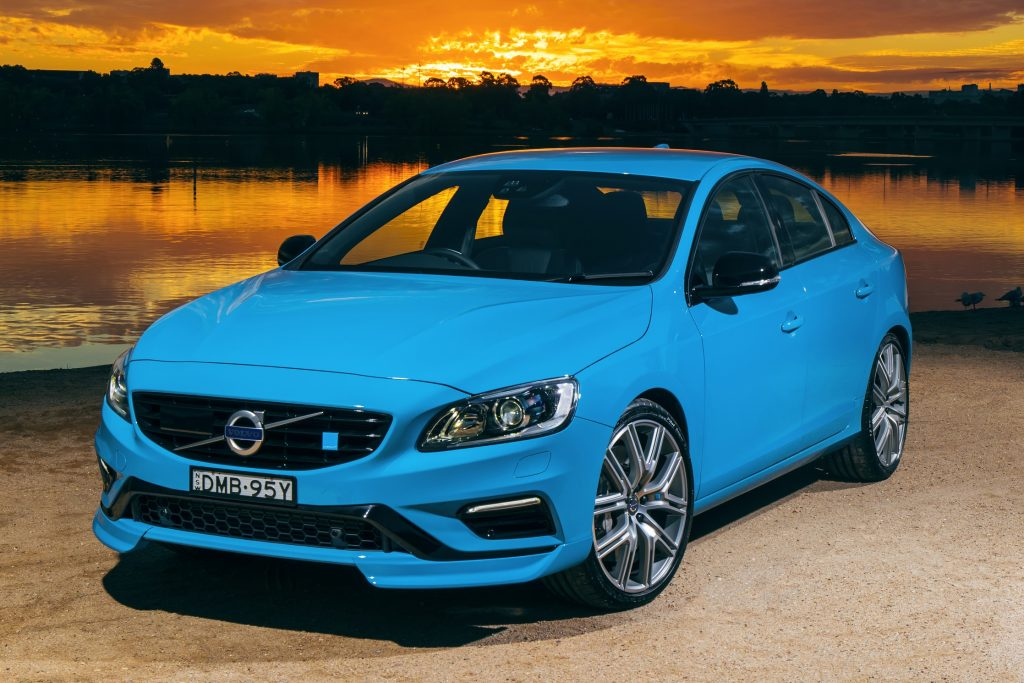 VOLVO S60 POLESTAR REVIEW - THE BLUE BEAUTY!