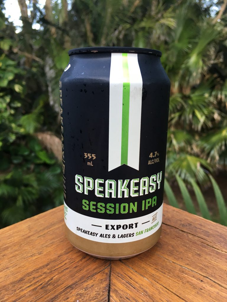 Speakeasy Session IPA USA