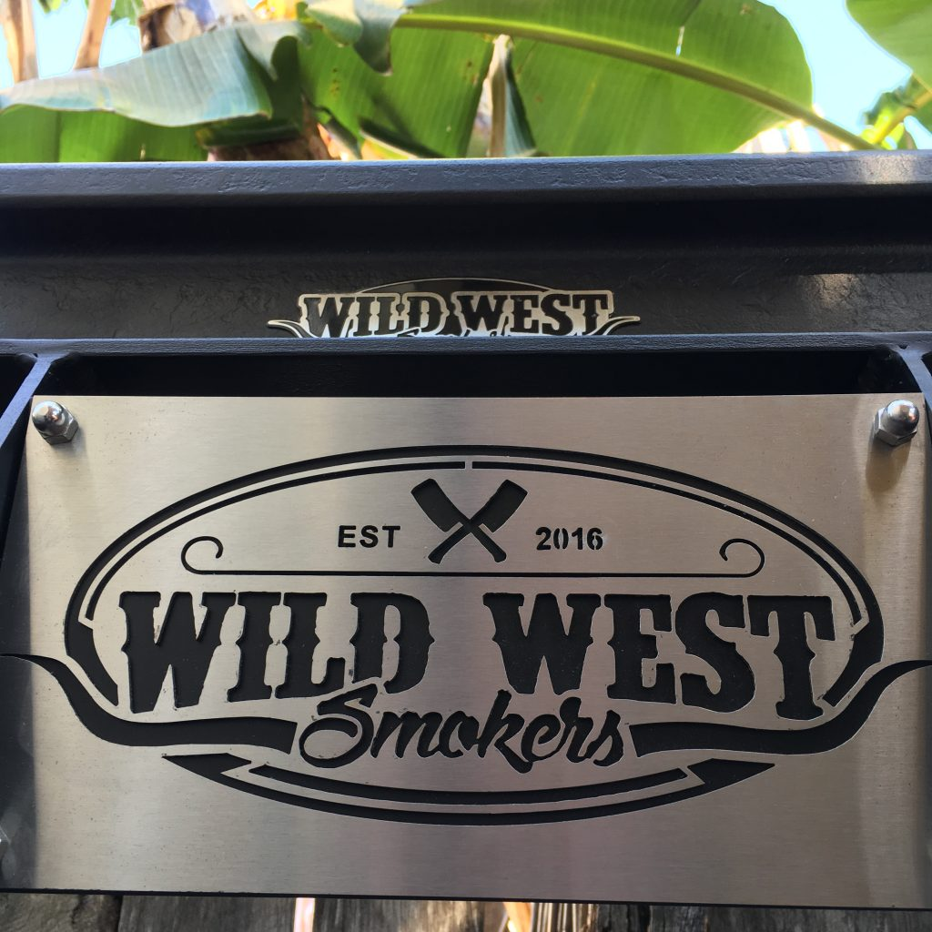 Billy the Kid Smoker