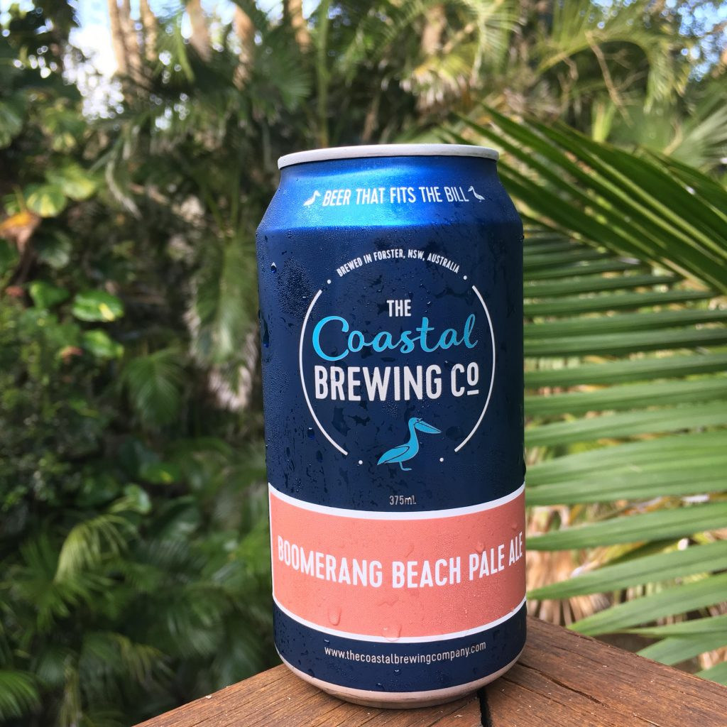 COASTAL BREWING PALE ALE