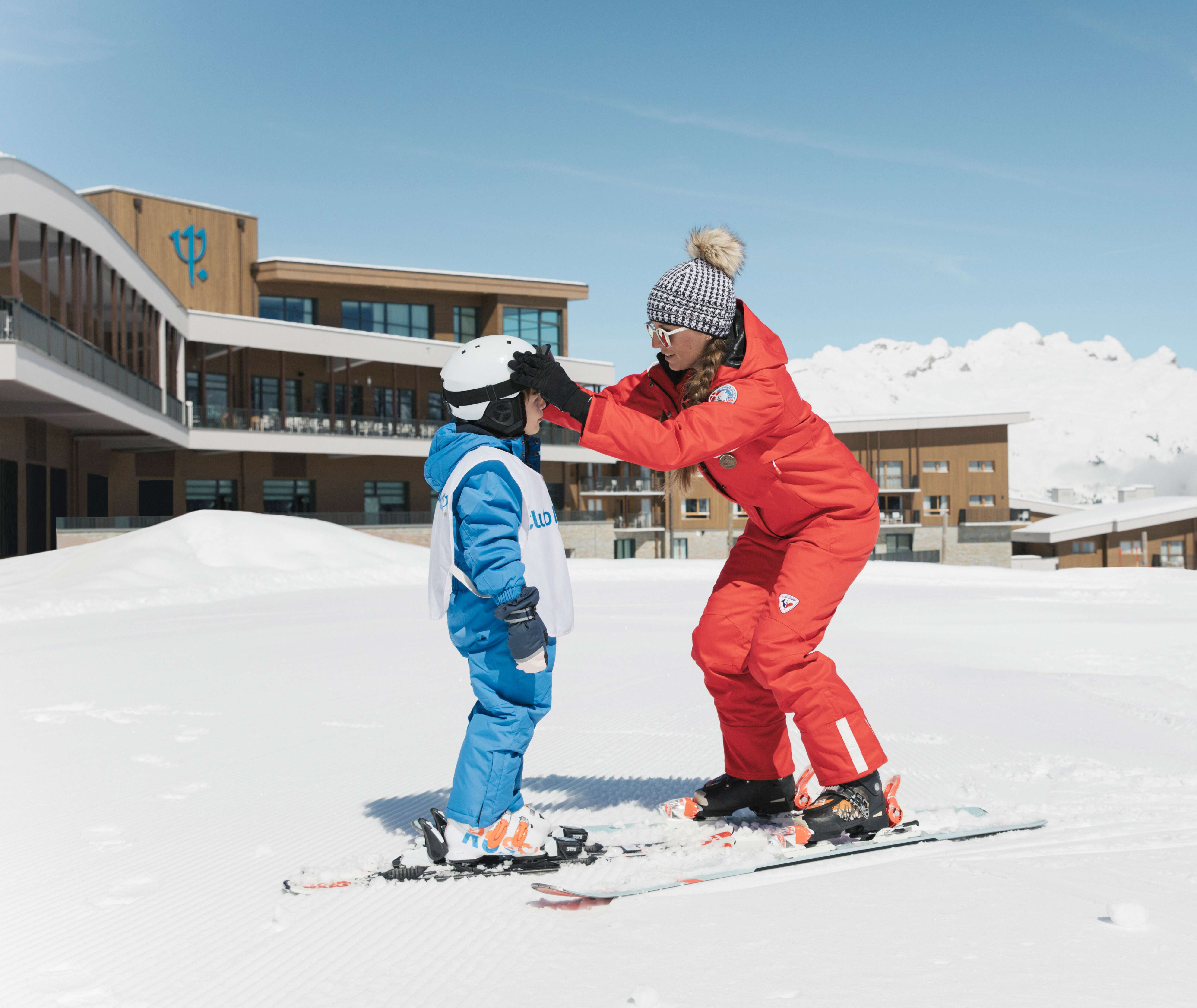 Club Med Snow - Ski Instructor