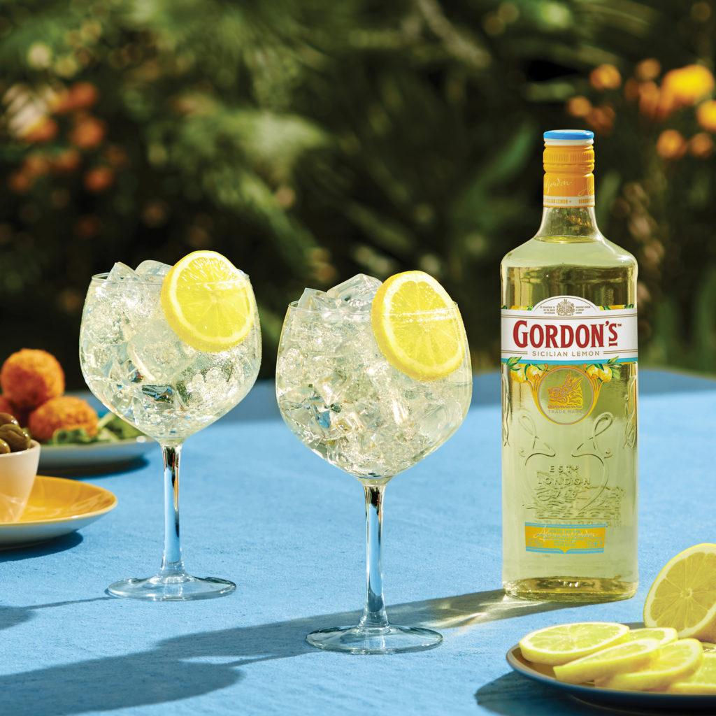 Gordon's Sicilian Gin