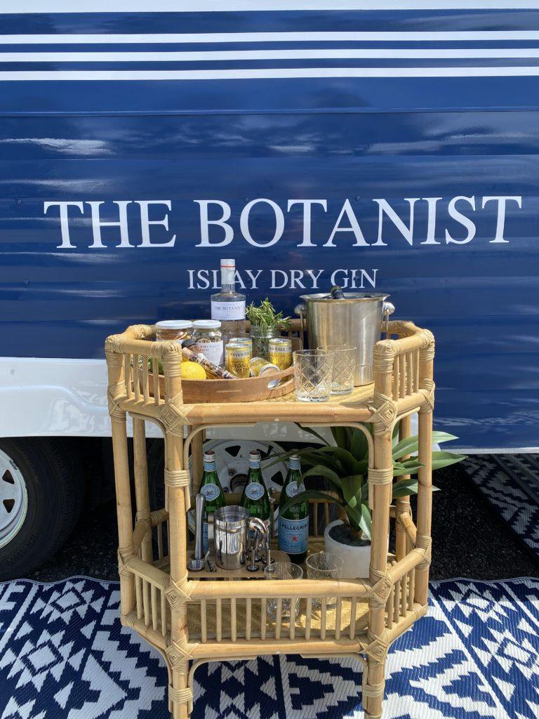 Botanist Gin Caravan